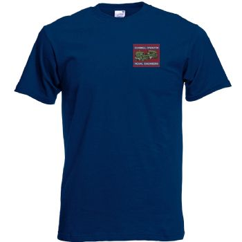 Scammell Operator Embroidered T-shirt